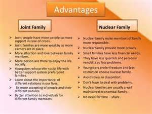Nuclear Family Essay disadvantages of nuclear family essay
