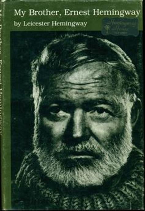 biography of ernest hemingway book ernest hemingway