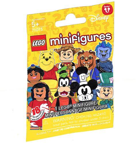 Minifigure The Disney Series moc disney collectable minifigures series lego
