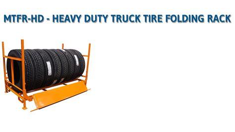 Tire Rack Website by Mtfr Hd Heavy Duty Truck Tire Folding Rack Martins