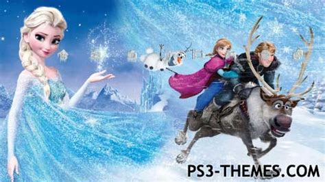 Frozen Wallpaper Ps3 | ps3 themes 187 frozen slideshow v2