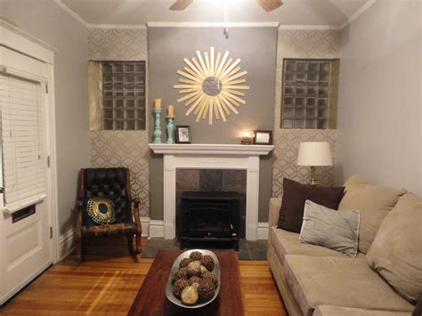 how to use home design gold our newly finished accent wall jenna calder