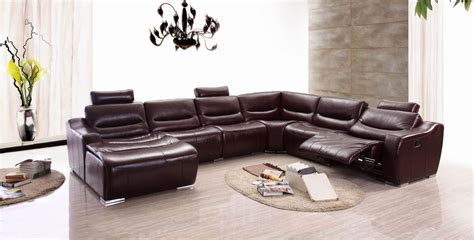 leather sectional with recliner and chaise sectional sofas with recliners large size of sofas