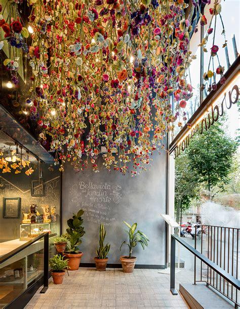 designboom jardin el equipo creativo forms vibrant village setting inside