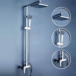 shower bath set exquisite shower heads ideas for your bathroom bath decors