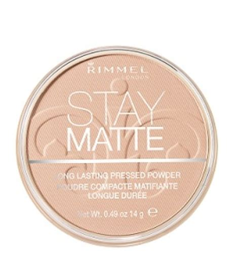 Rimmel Stay Matte Powder Transparent rimmel stay matte 001 transparent puder 14 g drogeria w