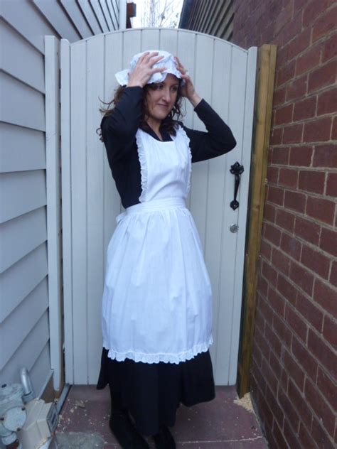 house maid provincial house maid bam bam costume hire