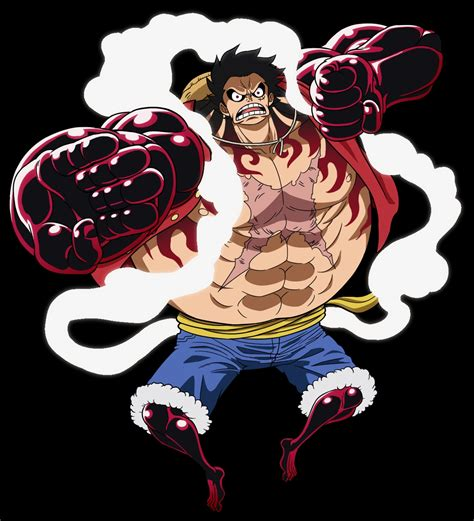 Luffy 4onepiece the gallery for gt one luffy gear 4