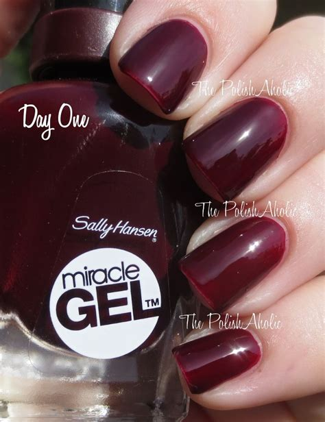 sally hansen gel colors 17 best images about miracle gel sally hansen canada on