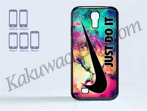 Galaxy Casecasing Iphonecase Iphonesoftcasecase Terbarujelly nike just do it iphone 4 iphone 4s samsung galaxy s3 s4 iphone