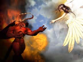 Image result for angel and devil