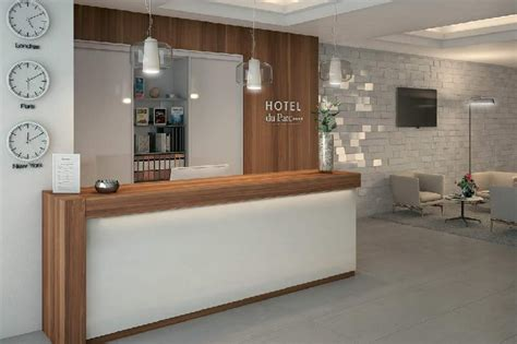 Comptoir De Reception Hotel 2480 by Comptoir D Accueil Archea