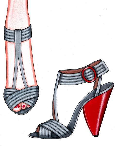Sepatu Fashion By Lysa Collection steve goss summer 2013 illustrations graphic