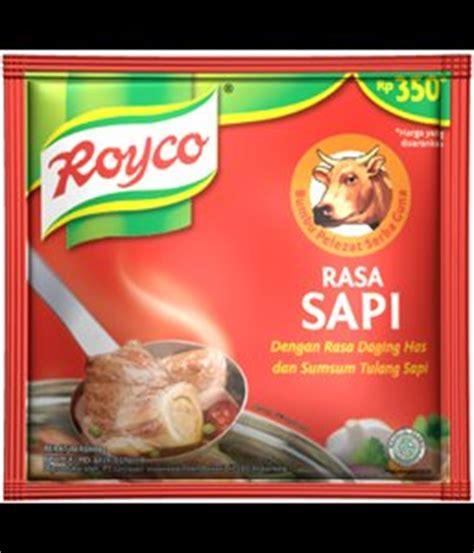 Royco Bumbu Ekstra Daging Sapi royco bumbu pelezat serbaguna rasa sapi 80 gram beef flavour all purpose seasoning 10 ct 8 gr