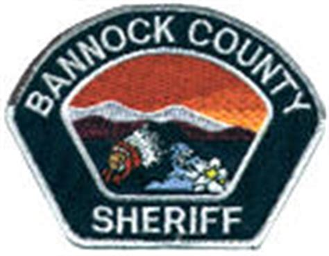Bannock County Records About The Bannock County Sheriff S Office