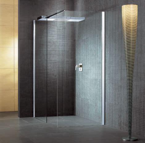 Unusual Vanities Modern Shower Cabin From Hoesch The Ciela Minimalist