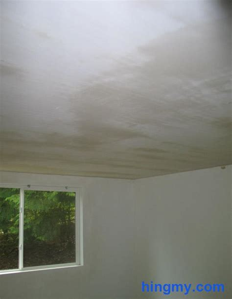 Skimming Ceiling by Skim Coating A Drywall Ceiling
