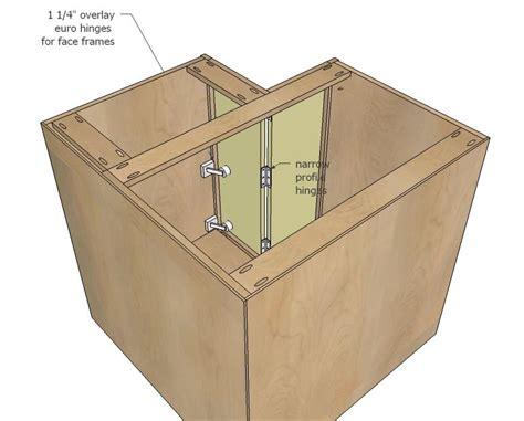 kitchen corner cabinet plans ana white build a 36 quot corner base easy reach kitchen