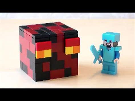 Lego Minecraft Cube World 1 lego minecraft magma cube tutorial