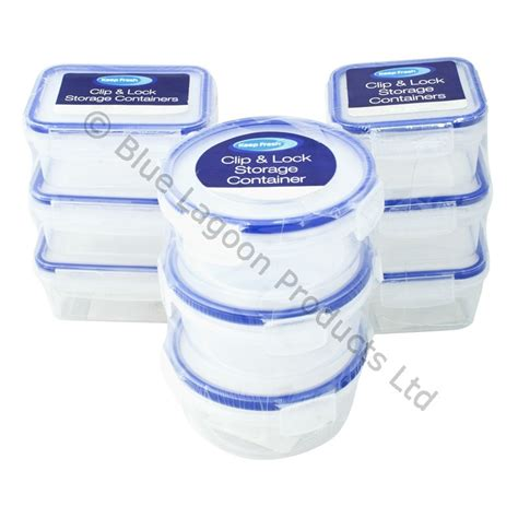 small food storage containers plastic 9 x 200ml mini storage boxes plastic kitchen container