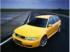 Top 20 High Perfomance Station Wagons list Audi Rs2