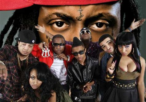Bed Rock Lyrics Lil Wayne And Young Money At Zen Nightclub Denver