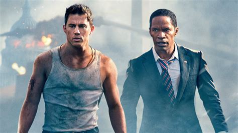 white house down review white house down craveonline