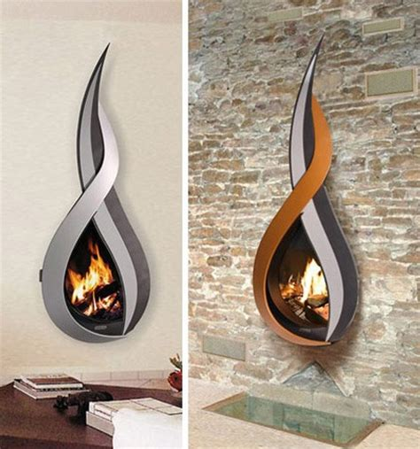 38 modern creative fireplace designs for indoors digsdigs