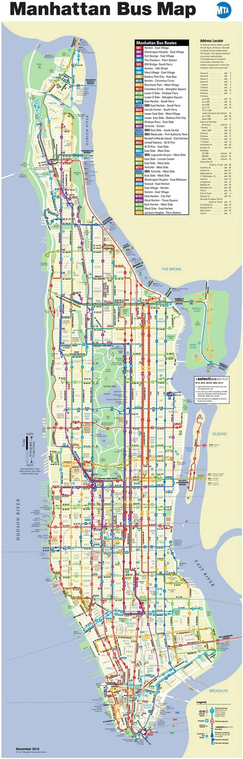 manhattan new york map map manhattan map