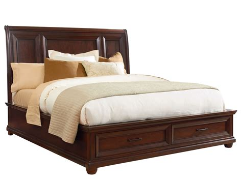 standard furniture vineyard 3 platform bedroom set