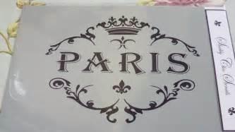 french style stencils for furniture shabby chic stencils a4 autentico batch 2 ebay