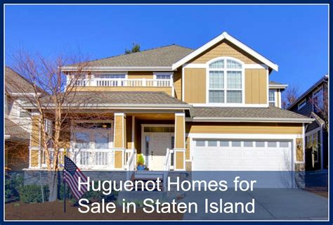 huguenot homes for sale in staten island south shore
