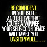 Quotes About Confidence In Yourself | 736 x 736 jpeg 107kB