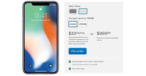 T Iphone X by Best Buy And At T Still Iphone X Models Available 11 3 11 10 The Mac Observer
