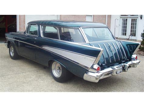 1957 chevrolet nomad for sale 1957 chevrolet nomad for sale classiccars cc 760594