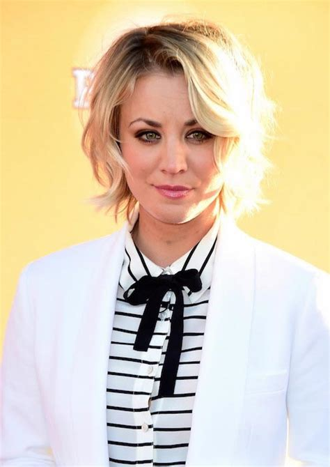 kali big bang 2015 hairstyle kaley cuoco hair hairstyle haircut hair color trendy