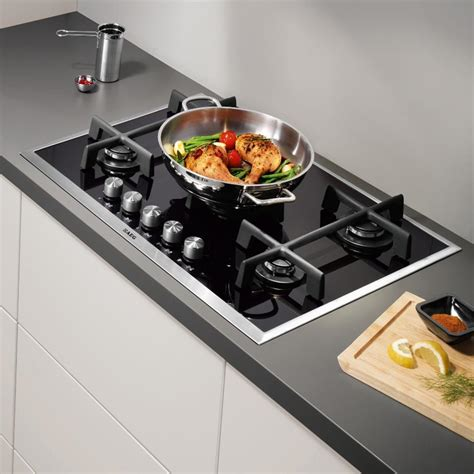 really funky modern kitchen induction hob cooker and hobs hoods oven