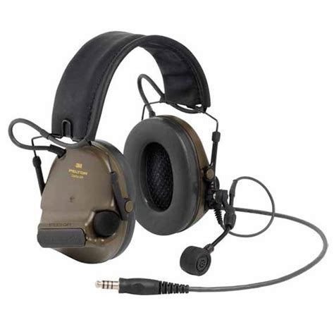 Headset Army 3m peltor comtac xpi headset army issue for prr 163 695 00 mt20h682fb 89