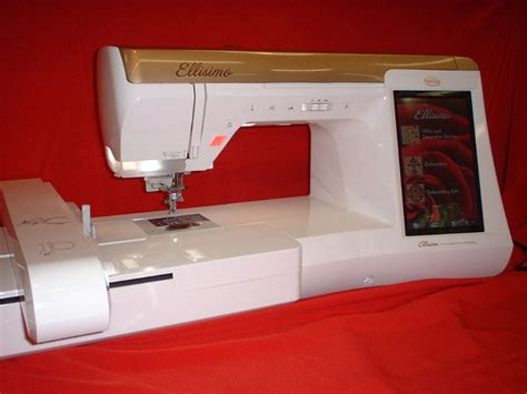 Baby Lock Quilting Machine Prices by Babylock Ellisimo Sewing Embroidery Quilting Machine Baby
