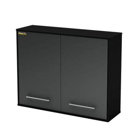 karbon 31 in high garage storage wall cabinet in