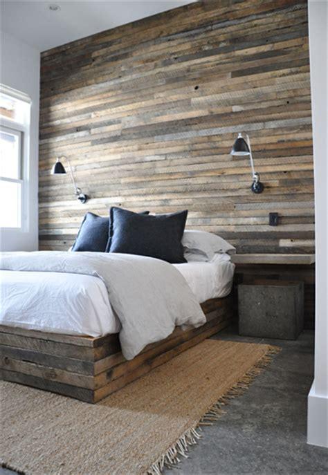 modern rustic wall hout en beton interieur i my interior