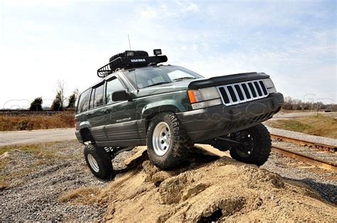 Jeep Grand Zj Jeep Grand Zj 4 Quot Arm Country Lift Kit