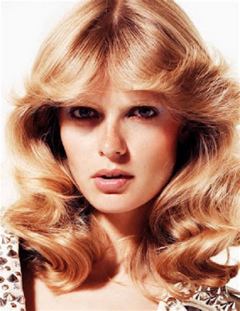 hairstyles for 70 70s hairstyles for women