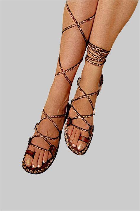 Lace Up Flat Sandals lace up flat sandals also available at free