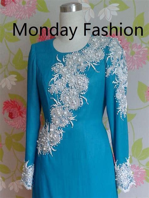 Tempah Baju Kurung Ipoh monday fashion tailoring tukang jahit butik pengantin di ipoh perak