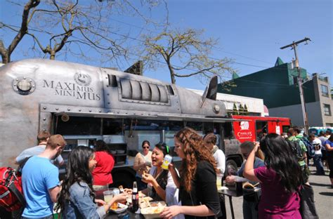 Mibil Rodeo up some pals and ride on to the food truck rodeo all you can eat seattle times