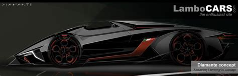 Lamborghini Diamante concept   the STORY on LamboCARS.com