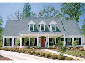 home plans with front porches southern style home plans smalltowndjs