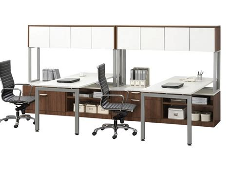 ndi office furniture ndi office furniture elements two station work center