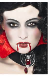 20s Halloween Costume Vampire Makeup Fancy Dress